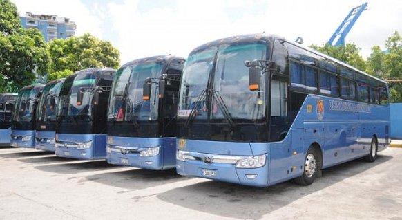 Authorities prepared for transport experiment in Havana