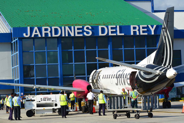 Jardines del Rey Airport Increase its Operations
