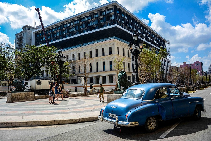 Second Cuban 5 star plus hotel to open in August
