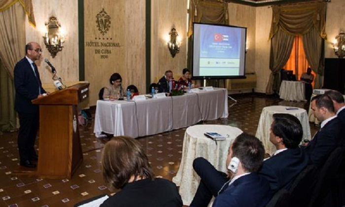 Cuba and Turkey to increase trade relations