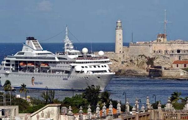 Auguran buena temporada de cruceros en Cuba