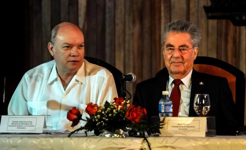 Bienvenidas las empresas austriacas a hacer negocios con Cuba (+ Audio)