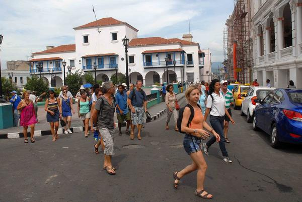 Tourism on the Rise in Cuba in January