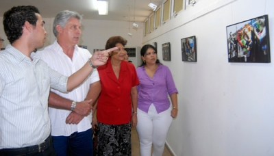Cuban First Vice-president Stresses Crucial Role of New Generations