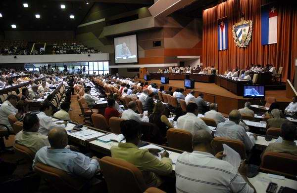 Latin American Parliament Holds Sessions in Havana