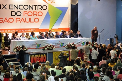 Cuban Youths at Sao Paulo Forum Denounce US Anti-Cuba Subversion