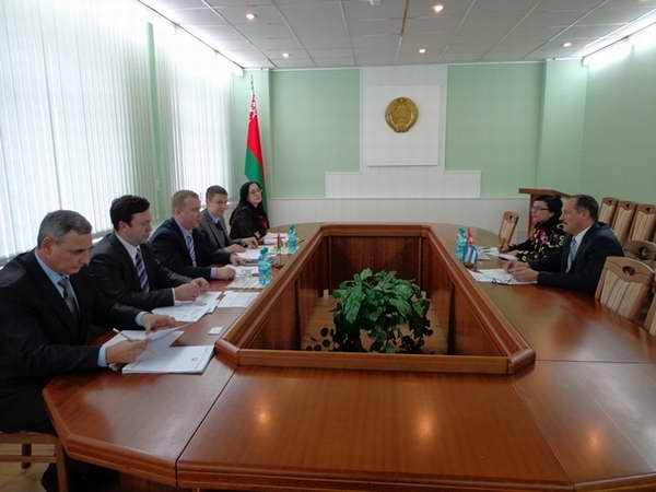 Cuba y Belarus por mayor intercambio en deportes y turismo