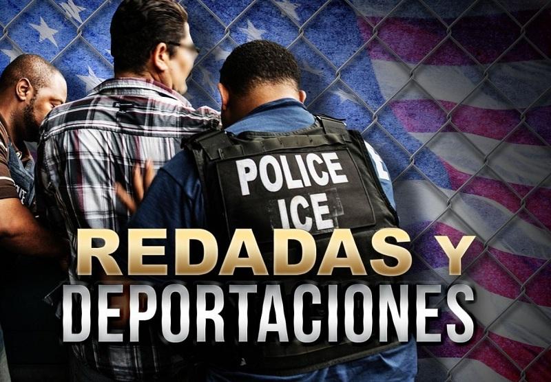 Iniciará Trump este fin de semana su campaña de deportaciones de inmigrantes ilegales