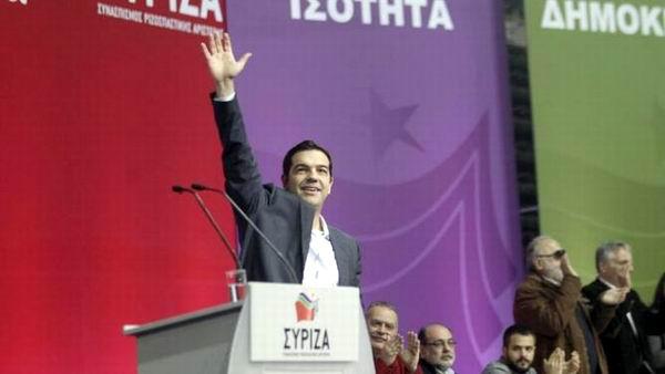Votar�n los griegos en trascendentales comicios