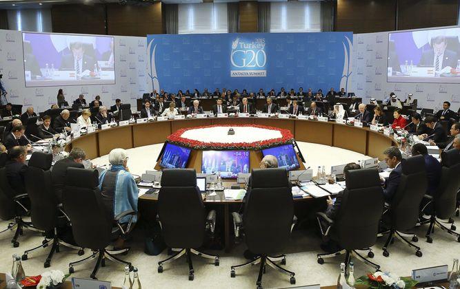 Terrorismo, refugiados y clima centraron cumbre del Grupo de los 20 en Turqu�a