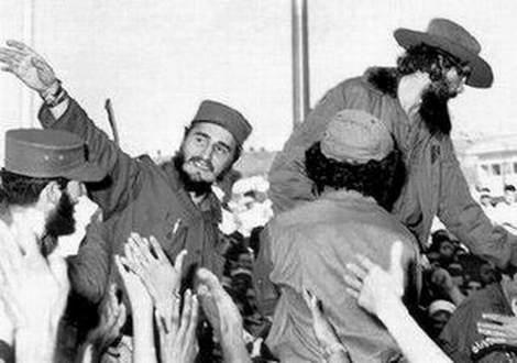El triunfo de la Revolución  Cubana y su trascendencia histórica