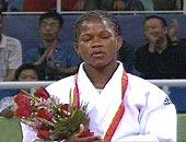La judoca Janet Bermoy consigue la primera medalla de la delegación cubana en los Juegos Olímpicos de Beijing