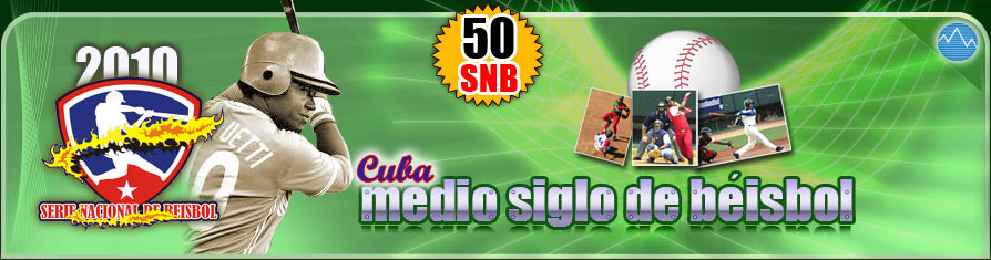 50 Serie Nacional de Béisbol - Cuba. Radio Rebelde