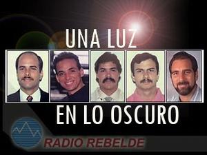 La Luz en lo Oscuro. Programa de Radio Rebelde para los Cinco.