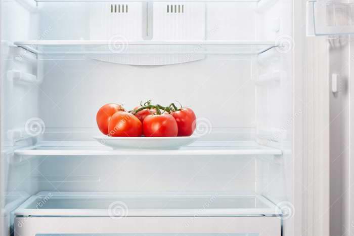 Prohibido guardarlos en el refrigerador