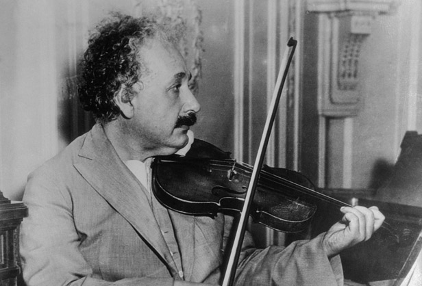 El cerebro de Albert Einstein
