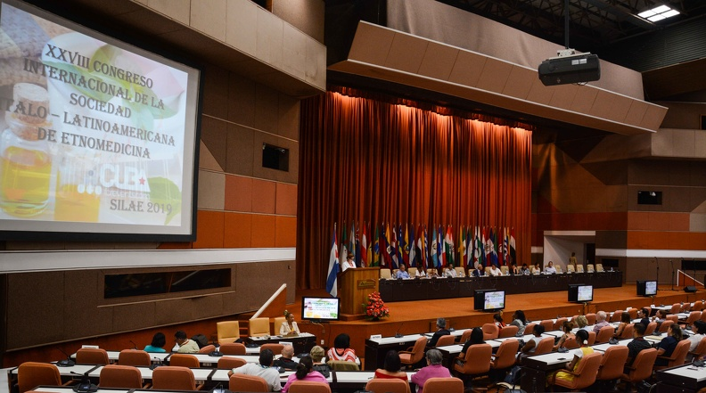 Ethnomedicine International Congress concludes in Havana