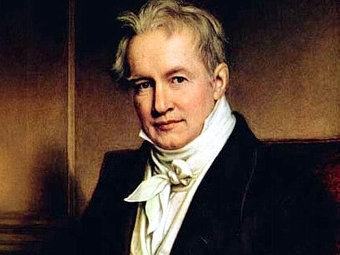 Para adentrarnos en la obra de Alexander von Humboldt