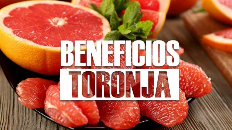 La toronja es buena para reducir el colesterol elevado