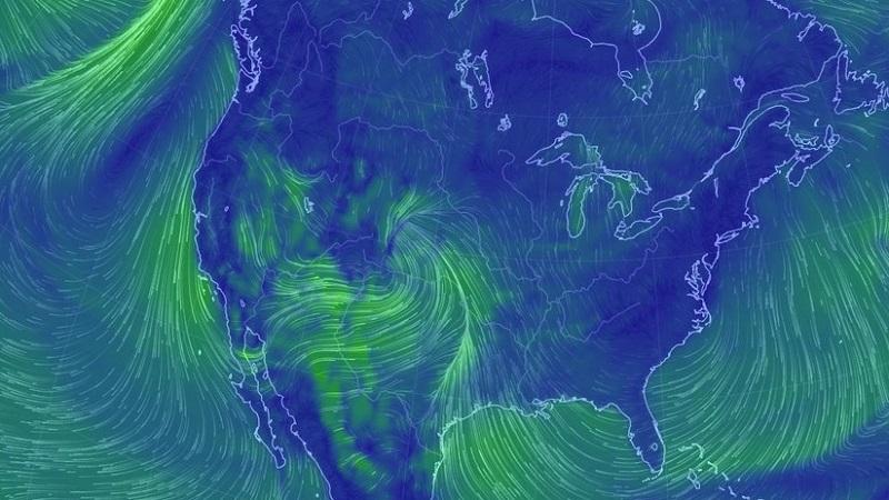 Anuncias tormenta poderosa en Estados Unidos