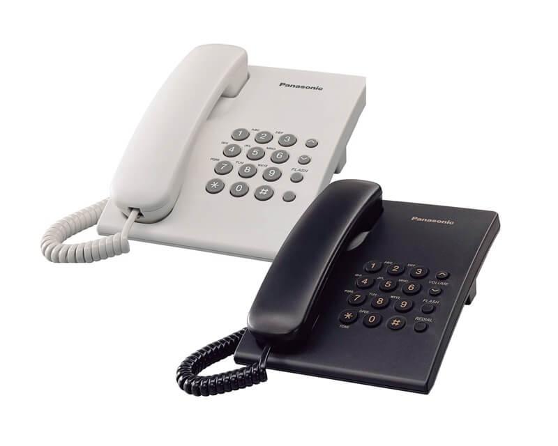 ¿Por qué el cable del teléfono fijo tiene esa forma?