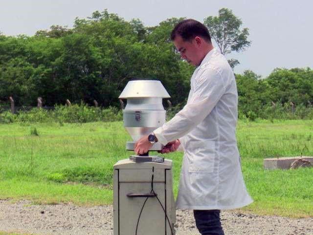 Investigan contaminación atmosférica y calidad del aire en Cienfuegos