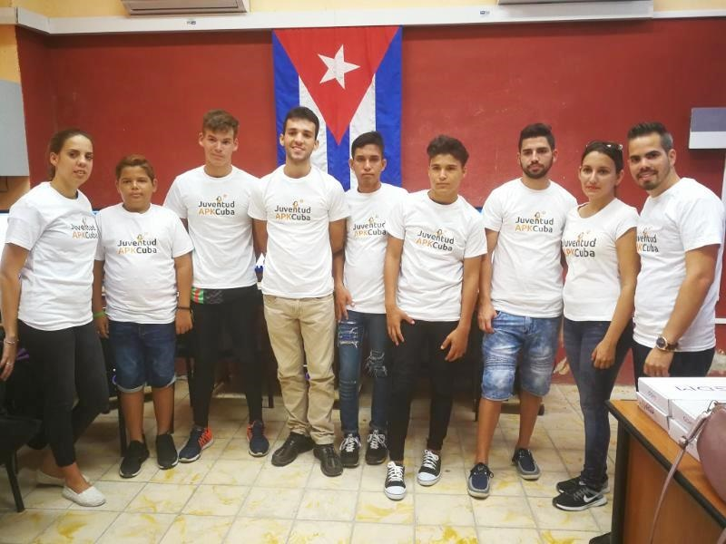 En Audio: Camagüey se incorpora al Proyecto Juventud Apk