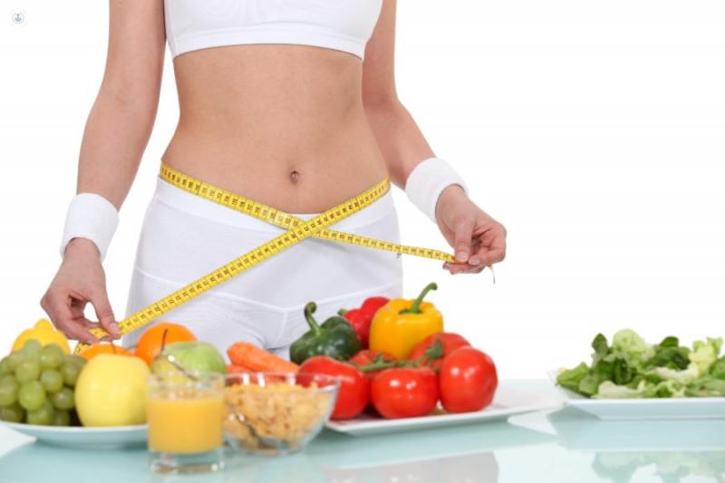 Con mínimos cambios puedes alcanzar un peso saludable