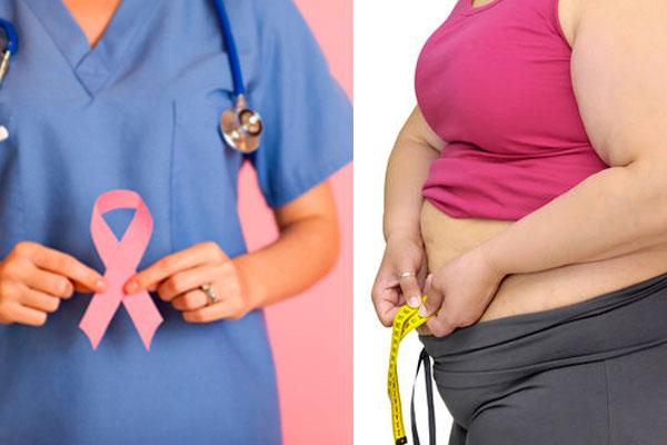 La obesidad puede provocar más cáncer que el tabaquismo