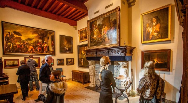 Compró un cuadro por 500 euros y está valorado en más de 30 millones