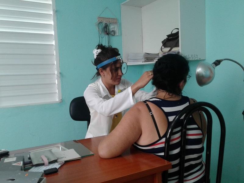 Favorece centro de audiología  a pacientes avileños