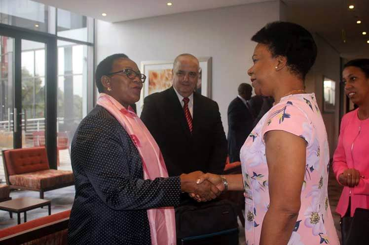 Cuba and Kenya with possibilities to expand collaboration
