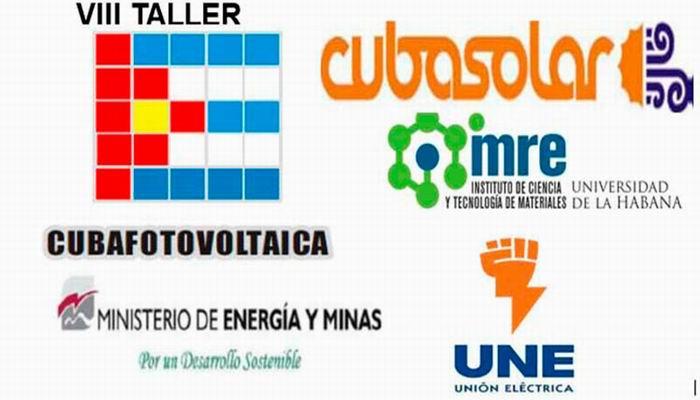 En Cuba, Taller Internacional Cuba-Fotovoltaica