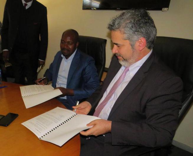 Firman Cuba y Lesotho nuevos Acuerdos de Cooperación en Salud