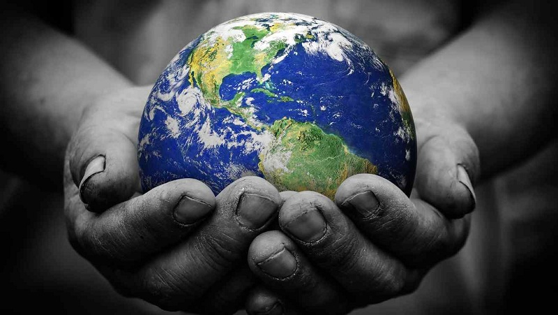 El Día de la Tierra, el día de todos (+Fotos, Video y Twits)