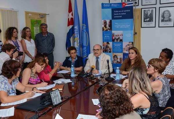 En Audio: Fiesta en Cuba por Día Mundial de la Salud