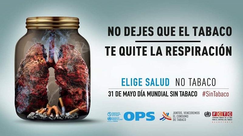 El tabaco asesina y mutila
