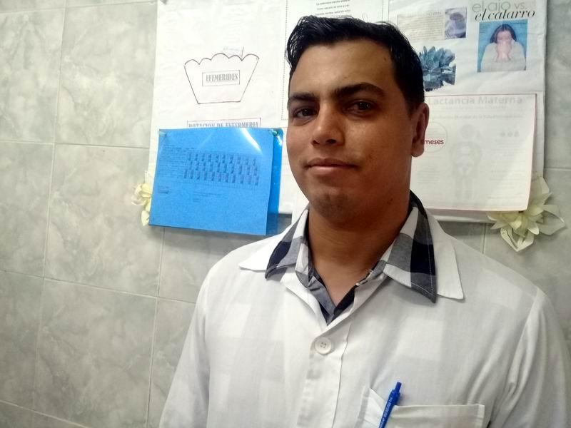 Doctor Adrián Carreras Morales