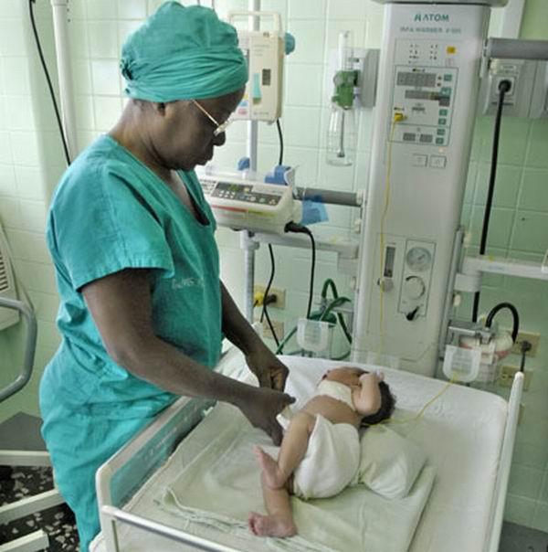 Cuba tendrá un Centro Nacional de Entrenamiento en Cirugía en Mínimo Acceso Pediátrica. Foto: Roberto Suárez