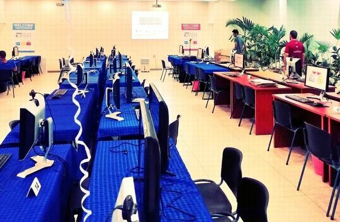 Acoge Universidad cubana de Oriente concurso caribeño de programación