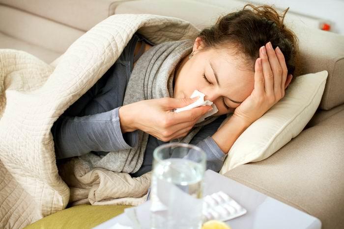 Pasar lo mejor posible los molestos resfriados