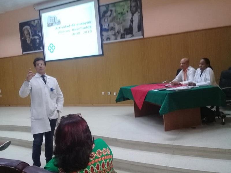Presentan resultados científicos contra el cáncer en Cuba
