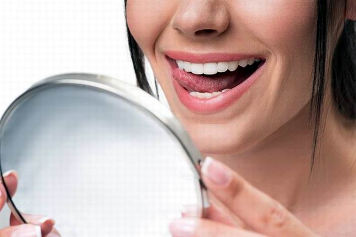 La lengua revela el estado de la salud humana