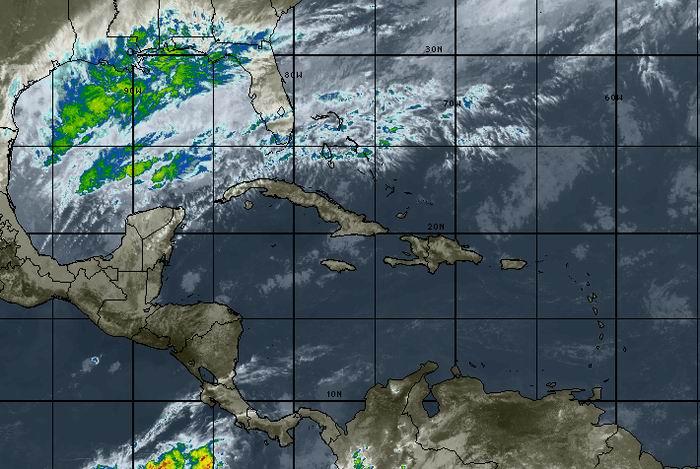 Advierte Meteorología sobre lluvias fuertes en occidente cubano