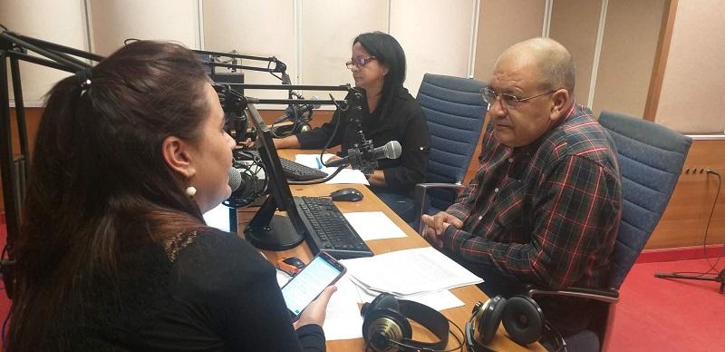 En Audio: El doctor Rolando Piloto Tomé, un médico diferente