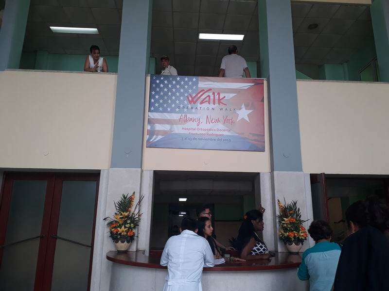The Humanitarian Medical Operation Walk in Cuba