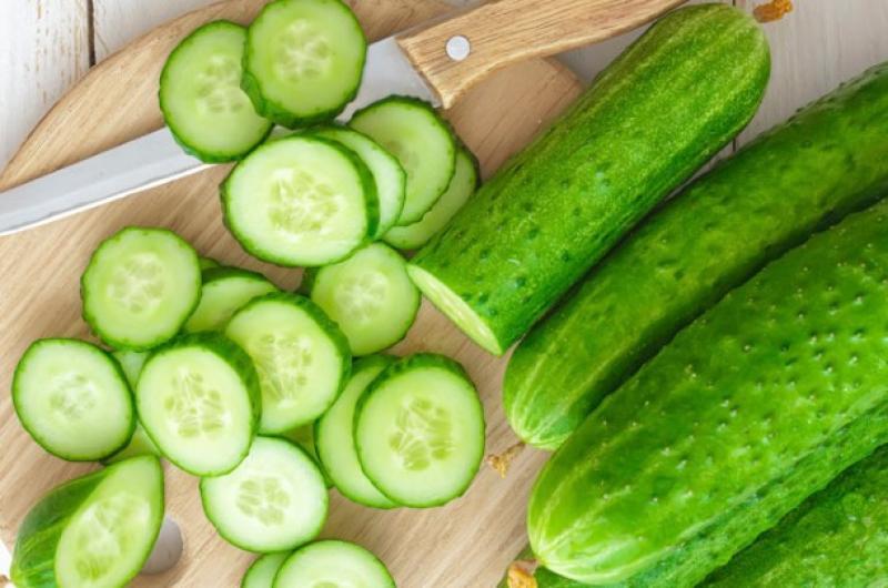 Cómo encurtir pepinos y una salsa exquisita