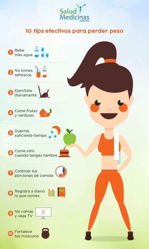 Con solo perder un poco de peso se mejora el estado de salud