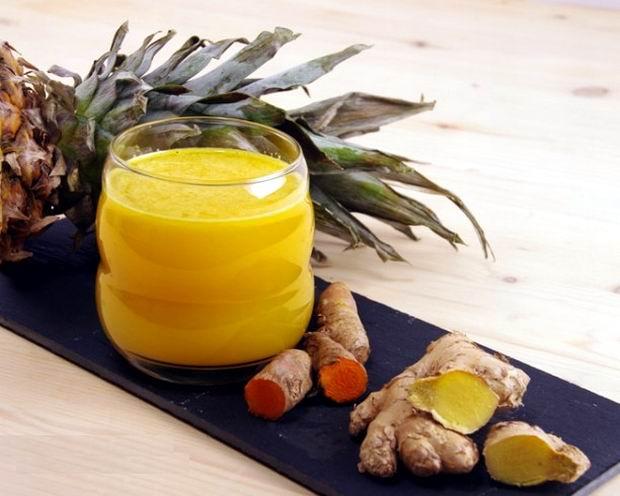 Limonada con un toque de... jengibre