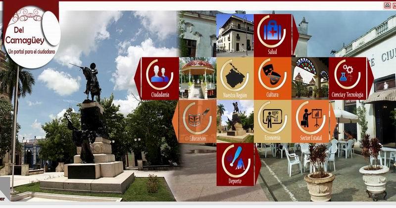Portal del Ciudadano en Camagüey